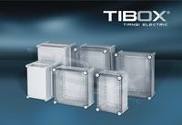 UL Nema type 4 IP 66 plastic waterproof electronic enclosure distribution box