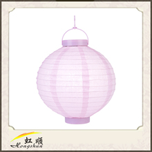 New 2015 Chinese paper lantern lamp festival&wedding decoration 36 colors for choosing wedding lantern