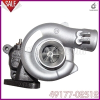 TDo4 Turbo Charger Used Supercharger For Mitsubishi