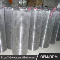 reasonable price 1/2 inch plastic coated welded wire mesh