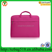 11.5 inch Fashion canvas aoking laptop messenger bag