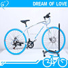 buy 17inch-frame aluminum alloy road bike bicycle/buy bicycle from china