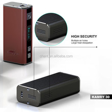 New product mini box mod size stylish strip design high end new generation 2200MA battery e-cigarette with digital Oled display