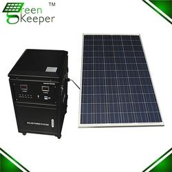 CHL new solar energy, high quality home solar systems, 200w home solar system