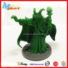 Promotional pvc figure 3d games model toy