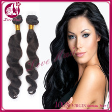 Manufacturer Products natural loose wave hair for black women brazilian virgin hair distributors natural color bundles
