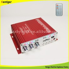 car audio amplifier with Remote Control Professional small car amplifier