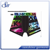 wholesale South America Most Popular Mens Seamless Underwear boxers