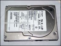 ST3146807LW ST3146807LC 146G 10K SAS hdd 3.5 used hdd