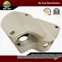 Precision cnc machining surface teatment sandblasting anodizing aluminum part
