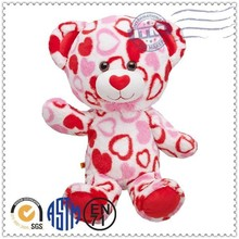 wholesale factory high quality valentine teddy