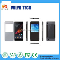 "WZ1 Ultra Thin 5.0"" MTK6582 Super Slim Mobile Phone 3G GPS 8MP Wifi Cheap 1:1 Z1 3g Android Yextel Projector Android Mobile Phon"