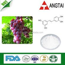High quality Grape Skin Extract 5% Resveratrol, 20~30% Polyphenols