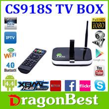 CS918S Allwinner A31S CS918 quad core android tv box, Allwinner A31 android smart tv box, CS918S android media player