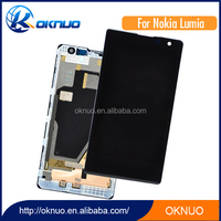 Replacement Mobile Phone digitizer assembly lcd screen display for nokia n9