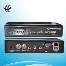 Lo nuevo receptor digital Azbox Bravissimo gemelas iks sintonizador de satélite + sks cuenta, soporte YouTube, soporte 1080p
