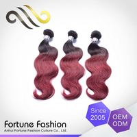 Clearance Price Natural And Pretty Two Tone New French Twist Mink Remy Brazilian Hair Extension
