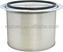air filter inner element,marine engine air cartidge filter 8n2556,p523048
