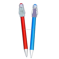 Funny Glasses Clip Cartoon Pen/Inexpensive Promotional Items YB-3005