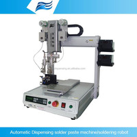 solder paste dispenser robot/automatic solder pastes dispenser robot-TH-2004D-2