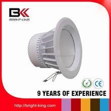 ip44 square led downlight manufacture supply,dimmable led downlight