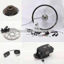 Bicicletta kit di conversione e- moto 24v 250w