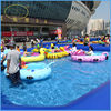 TOP grade quality and lovely amusement park rides aqua boat kids inflatable animal boat for kids and adults