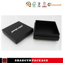 klassisch new jewelry box packaging book shape