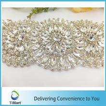 wholesale diamante beaded patches