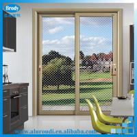 Popular Used Aluminum Balcony Sliding Glass Doors Sale