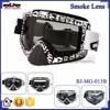 BJ-MG-013B Manufacturer Adult Smoking Letter Frame racing motorcycle custom motocross goggles