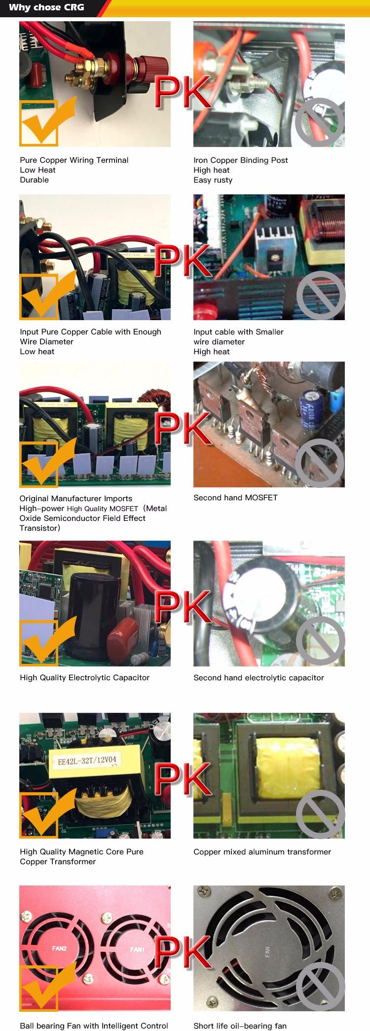 100w Pure Sine Wave Inverter Circuit 12v 110v In America Buy Ups Diagram Why Choose Us Solar Power System Panel
