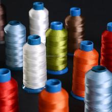 High Tenacity poly sewing thread ( 100D/3 )