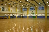 PVC floor for basketball courts