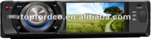 3 inch Car DVD with touch screen,USB and SD, AM/FM, analog TV (EHD-301)
