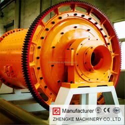 specification grinding ball mill machine price/ball mill specification