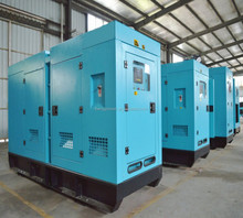 100kw 200kw 300kw Electrical Generator Diesel Dynamo Powered by Cummins engine