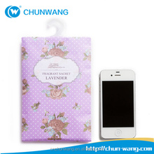 Wholesale Hanging Lavender scents wardrobe, home, clothess air freshener sachet