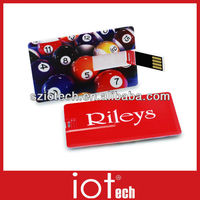 Promotional Business Card Style USB Pen Drive