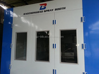 car paint spray booth room best quality china manufacture with CE