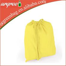 Eco Tote Cotton Jute Bags Yellow