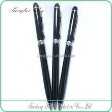 2015 metal pen for promotion,metal pen clips for free logo,High quality metal twist ball pen slim