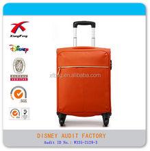high quality luggage bag, 19 inch trolley travel bag
