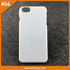 3D sublimation Polymer Case for iPhone 6 ,customed phone cover for iphone 6,printable mobile case for apple 6