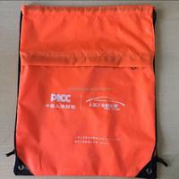 nylon drawstring bag nylon bag polyester bag with pocket