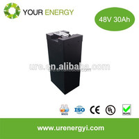 12V 24V 36V 48v lithium ion battery 30ah lifepo4 battery for electric tricycle