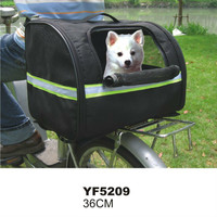 Reflective Stripe Pet Transport Box