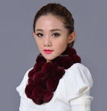 raccoon dog fur collar scarf/fashion winter women and faux fur material fur scarf/70% pashmina 30% silk scarf