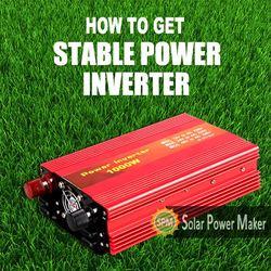 inverter compressor refrigeration power inverter
