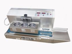 Stream-mode Magnetic Induction Sealing Machine (20-100mm) Aluminum Cap Sealer